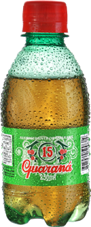 Guaraná 15 - 250ml